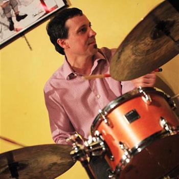 John Chadwick, drums